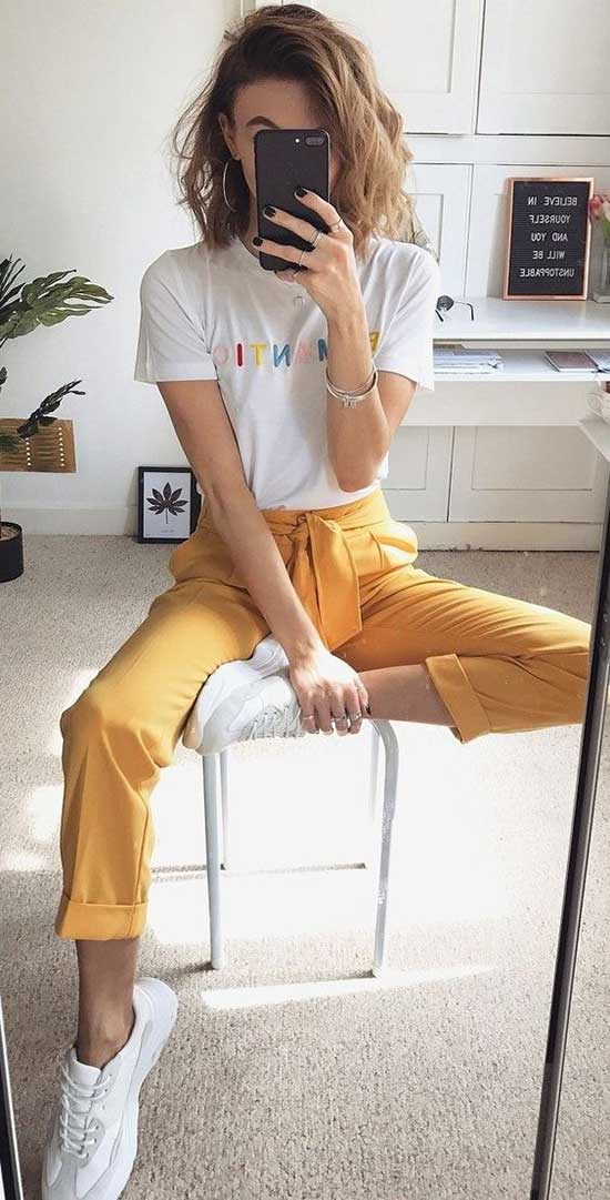 Summer Outfits for School-29