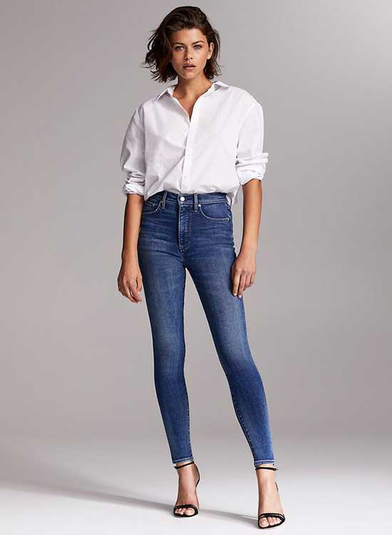 Outfits with Skinny Jeans-32