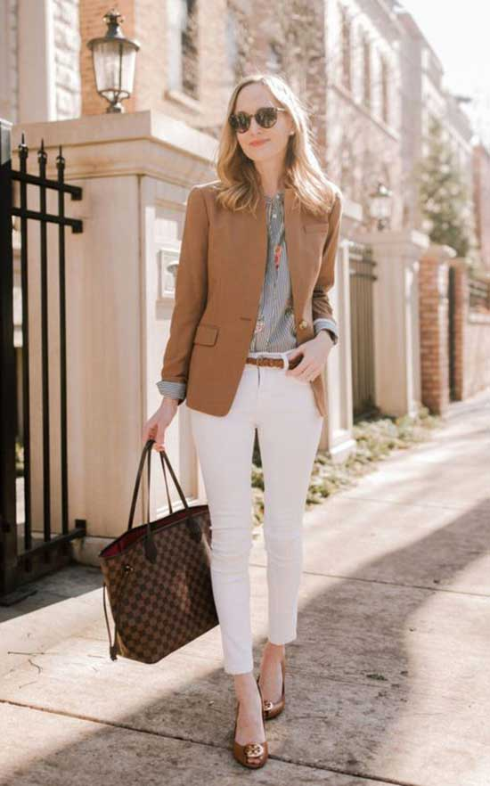 Casual Blazer Outfits-33