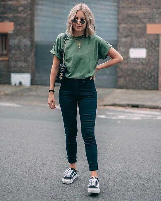 Outfits with Skinny Jeans-33