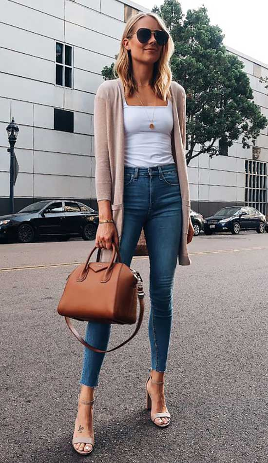 Outfits with Skinny Jeans-34