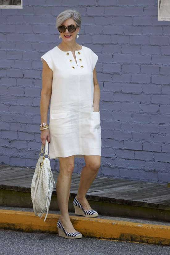 Summer Outfits for Women Over 50-37