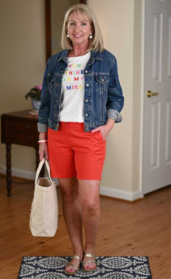 Summer Outfits for Women Over 50-38