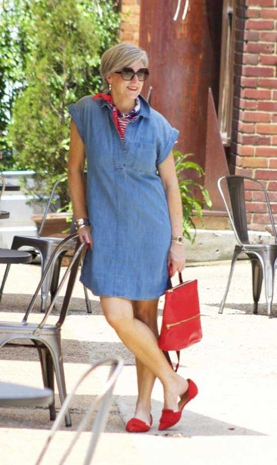 Summer Outfits for Women Over 50-51