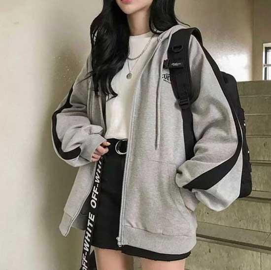 Cute Korean Outfit Ideas-7