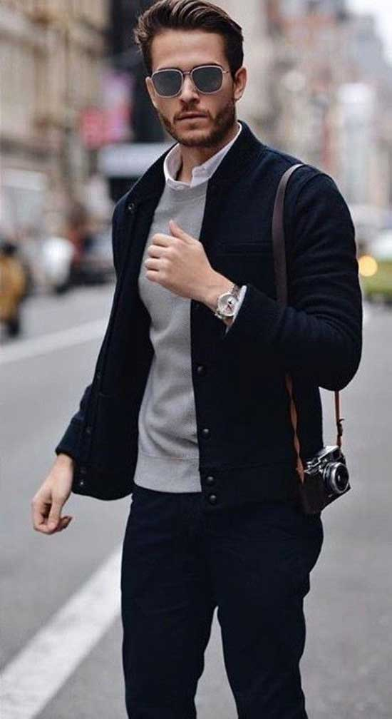 Classic Date Night Outfits for Men