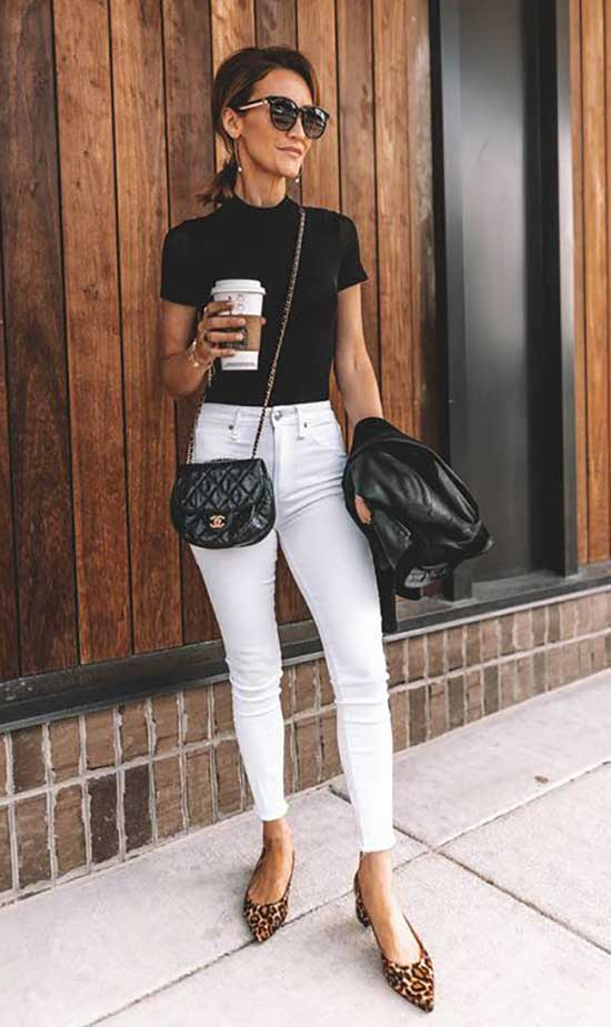 Classy Outfits with Skinny Jeans