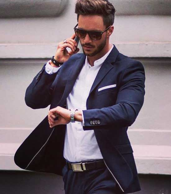 Classy Date Night Outfits for Men