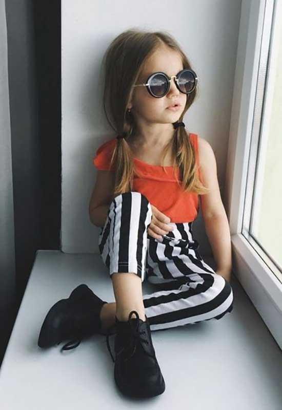 Cute Little Girl Summer Outfits