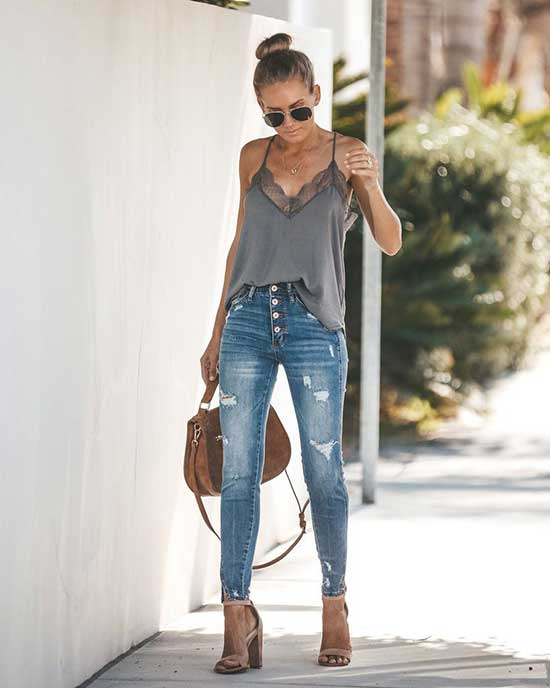 Outfits with Skinny Jeans 2020