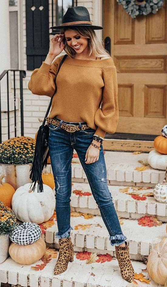Fall Work Outfits
