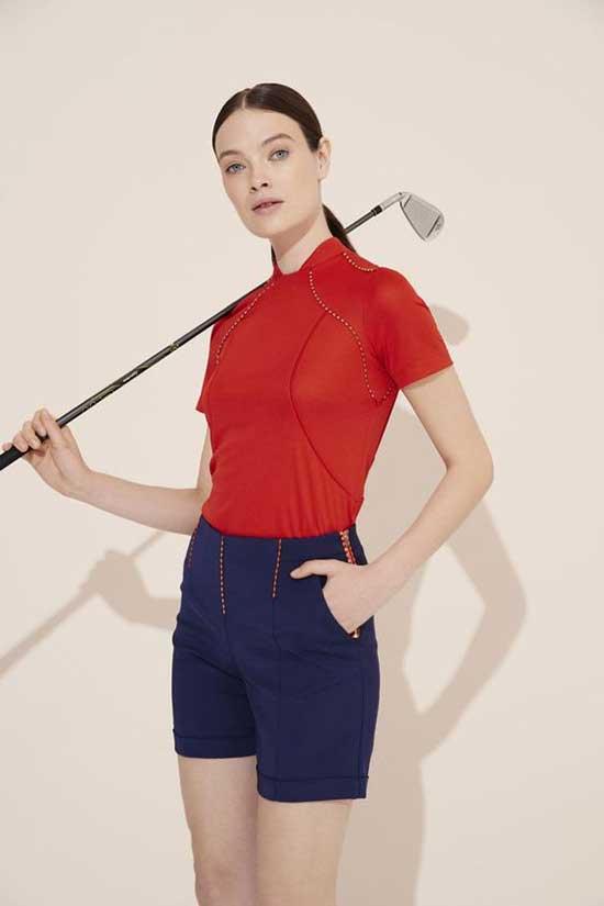 Female Golf Attire
