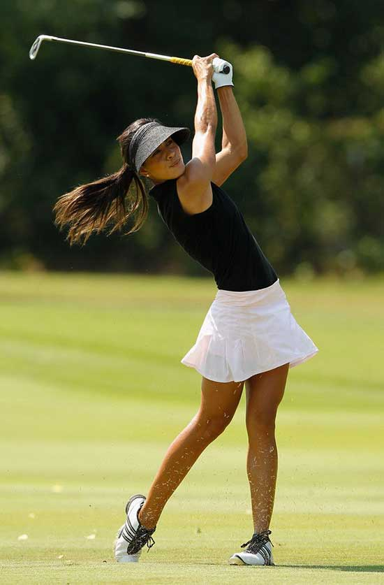 Female Golf Outfits