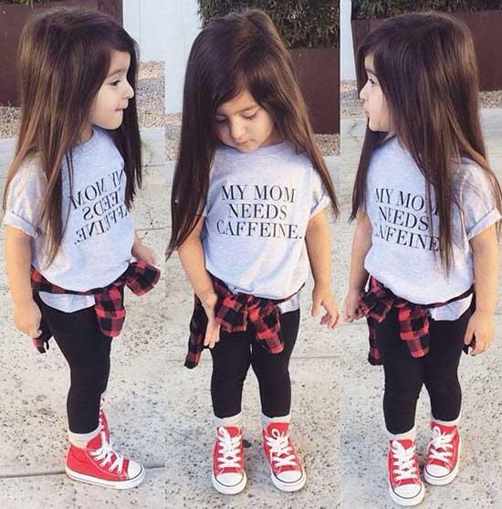 Little Girl Summer Outfits
