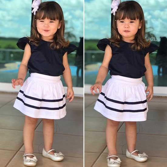 Little Girls Summer Fashion