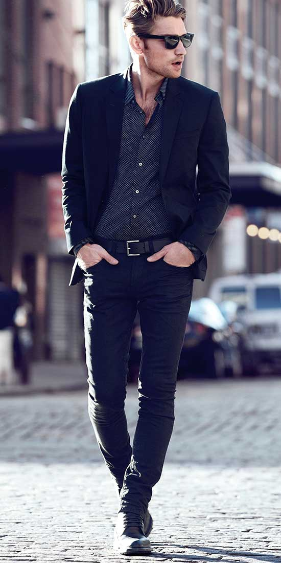 Mens Date Night Outfit