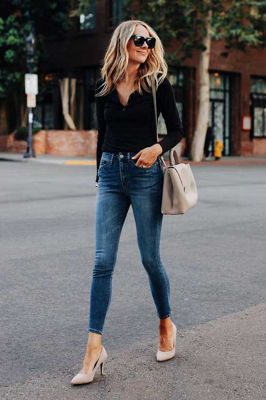 Outfits with Skinny Jeans
