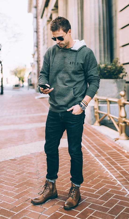 Date Night Smart Outfits for Men