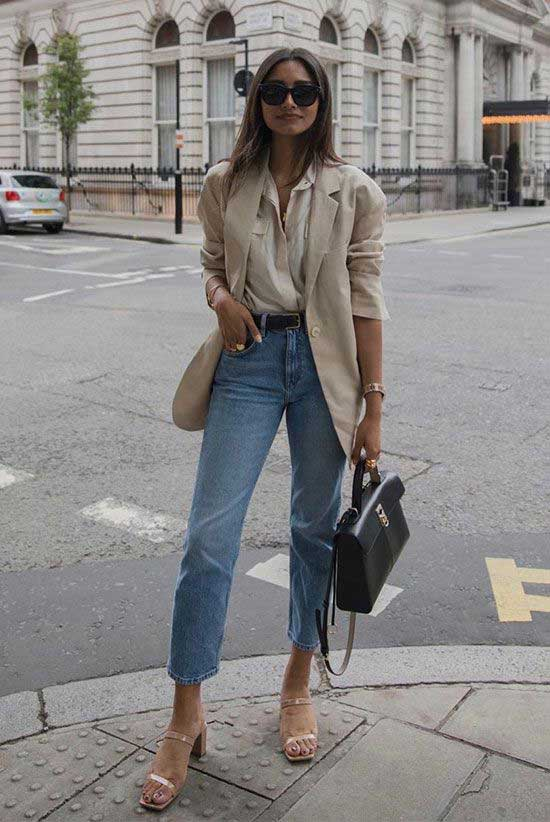 Trending Casual Blazer Outfits