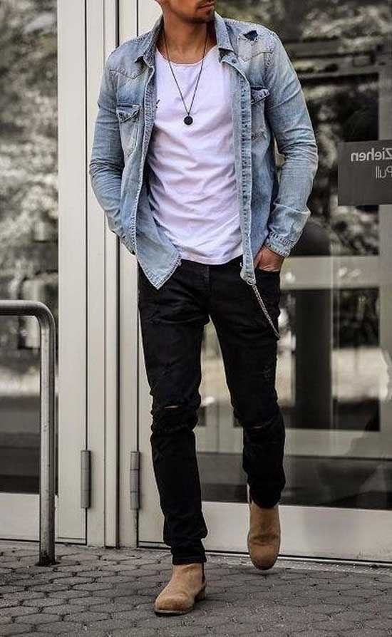 Trendy Date Night Outfits for Men