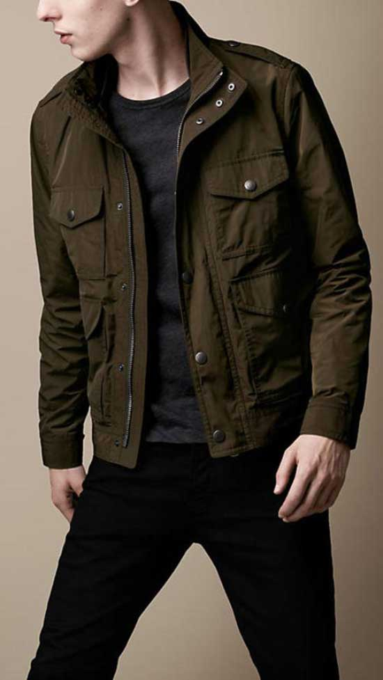 Fall Jacket Outfits for Men-12