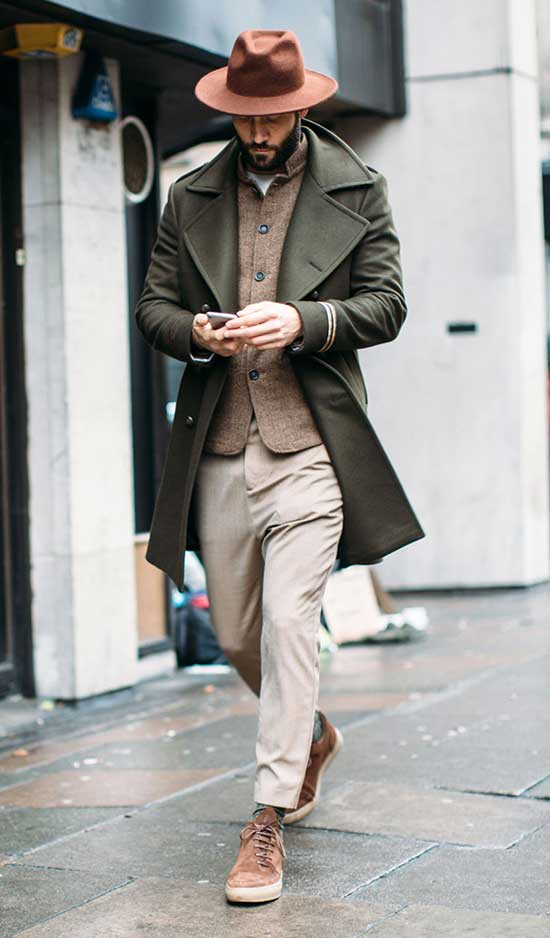 Street Style Fall Outfits for Men-16