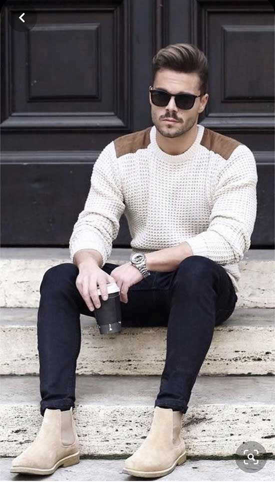 Urban Fall Outfits for Men-23