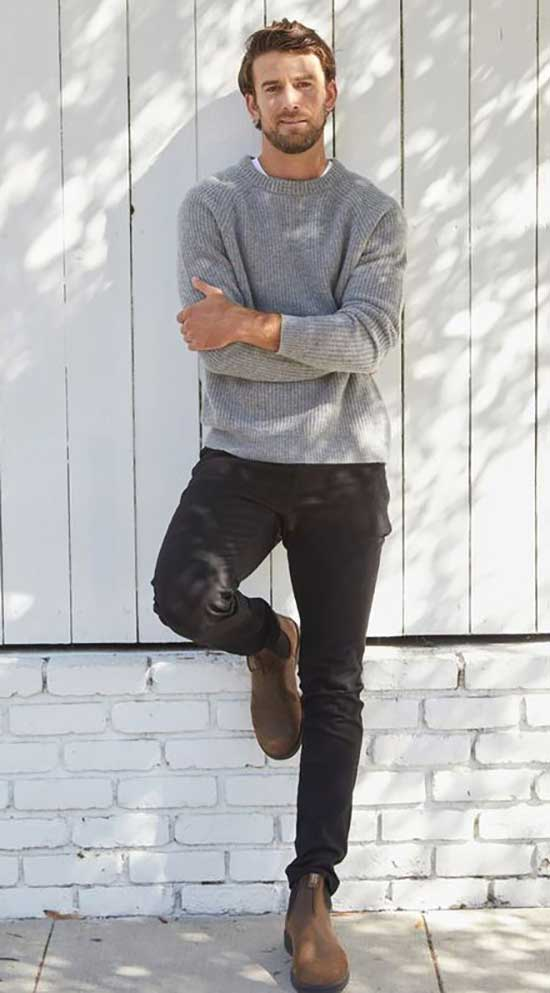 Trendy Fall Outfits for Men-24