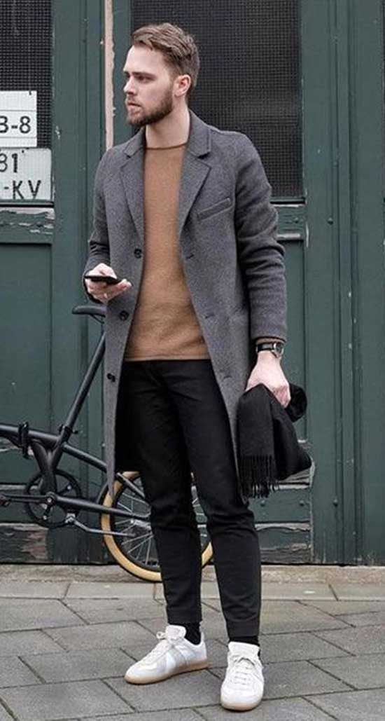 Smart Fall Outfits for Men-9