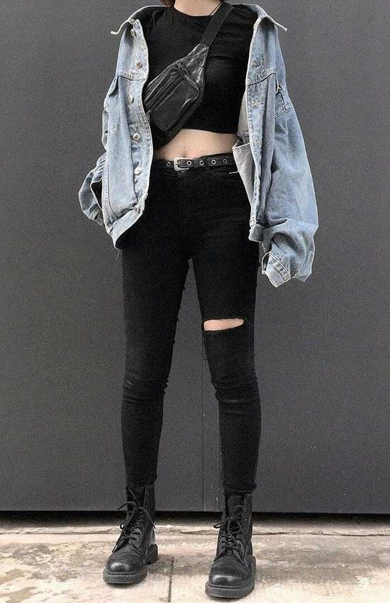 Cute Grunge Outfits