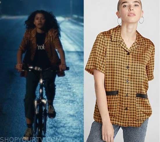 Rue Euphoria Shirt Outfits
