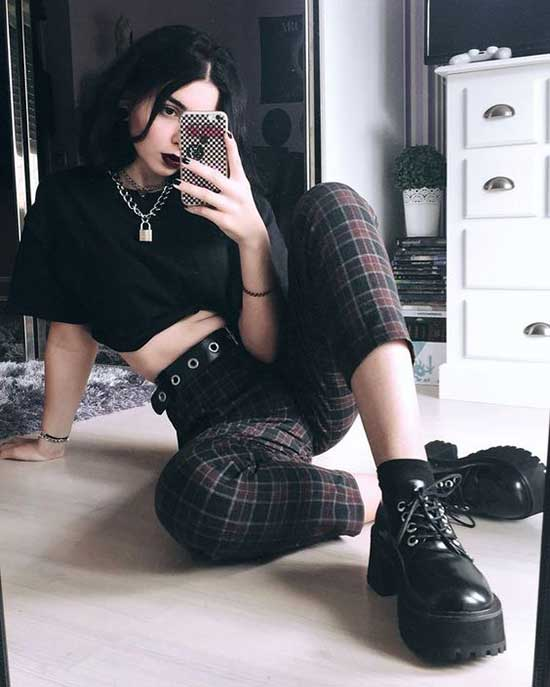 Cute Grunge Summer Outfits