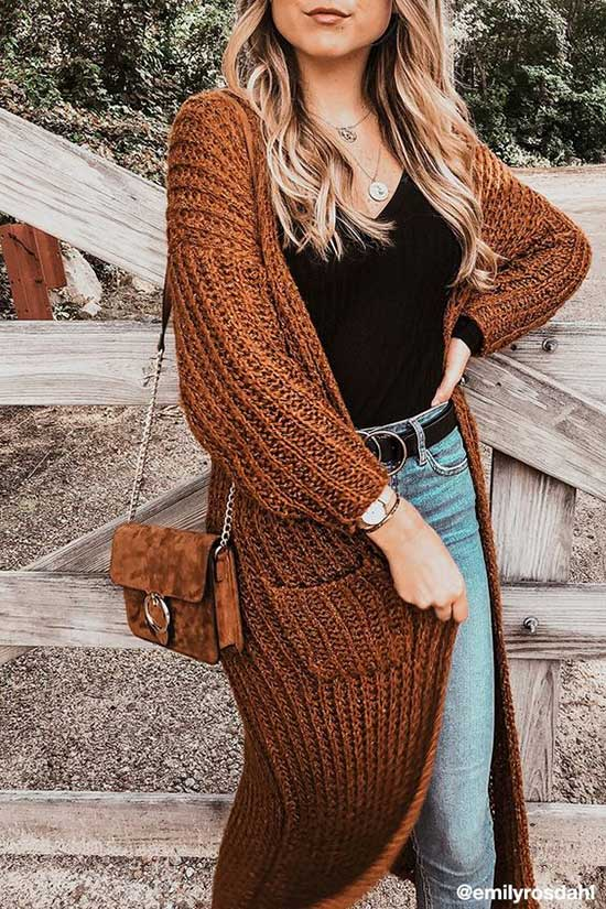 Cardigan Outfits-25