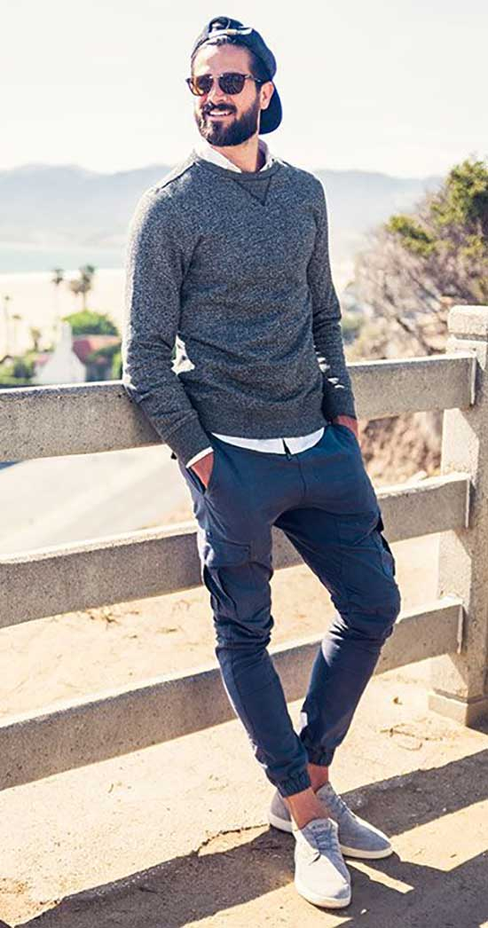 Casual Brunch Outfits for Men
