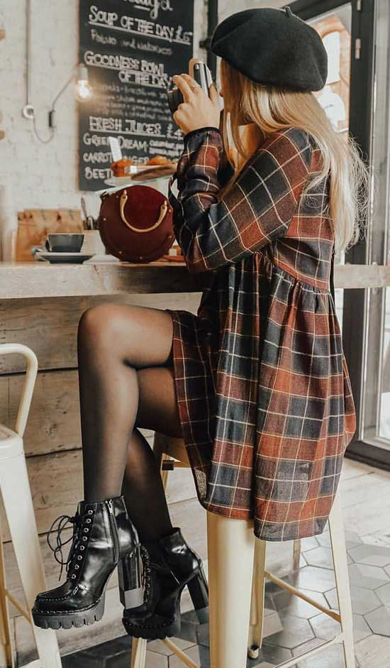Flannel Outfits for Girls