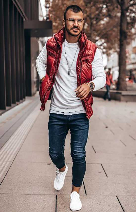 Urban Brunch Outfits for Men