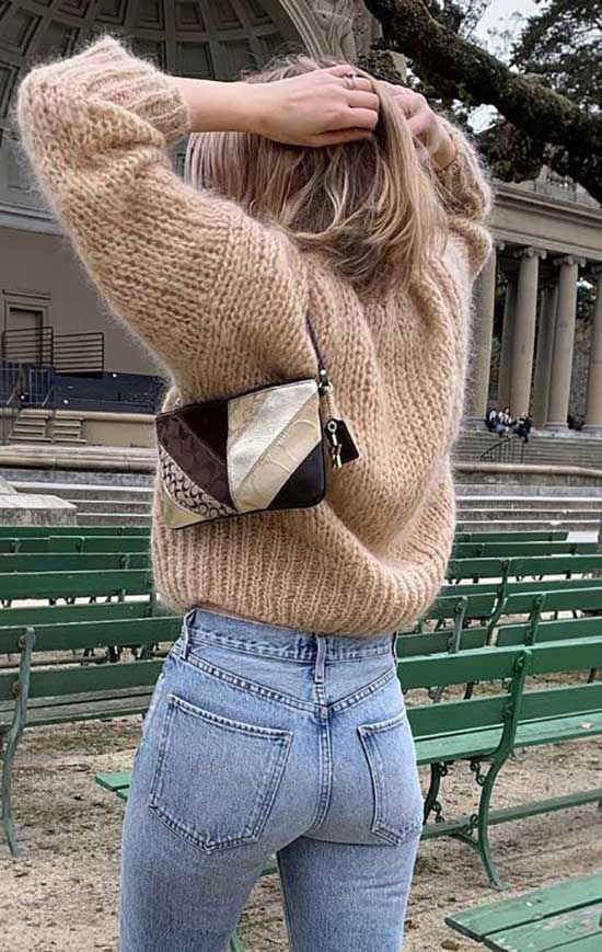 Cute Fall Jeans Outfits 2020-10