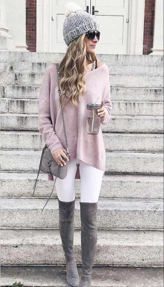 Comfy Cute Fall Outfits 2020-11