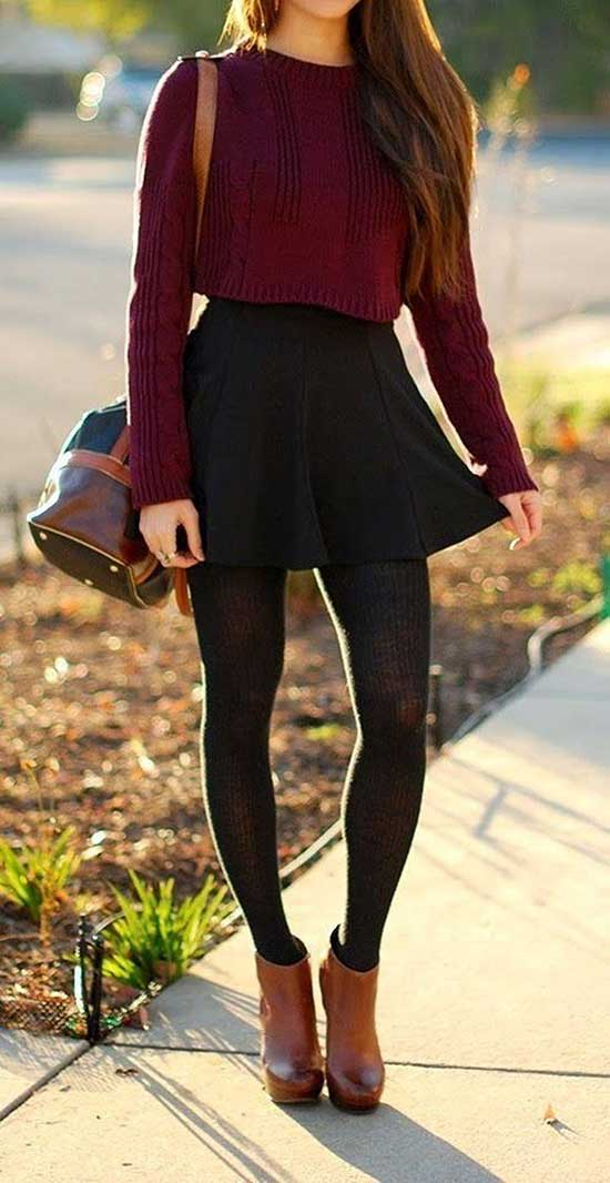 Cute Fall School Outfits 2020-14