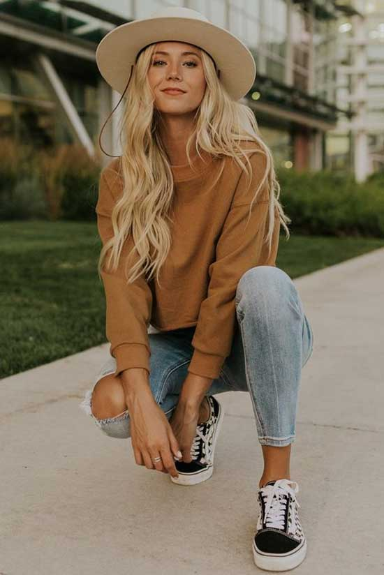 Simple Cute Fall Outfits 2020-19