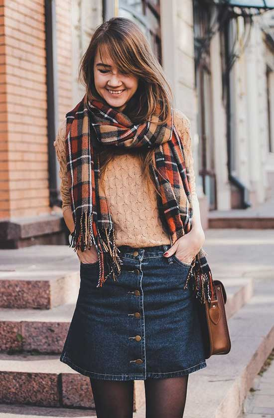 Cute Fall Colors Outfits 2020-23