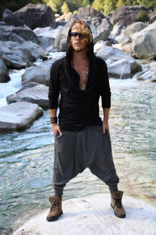 Bohemian Outfits for Men-25