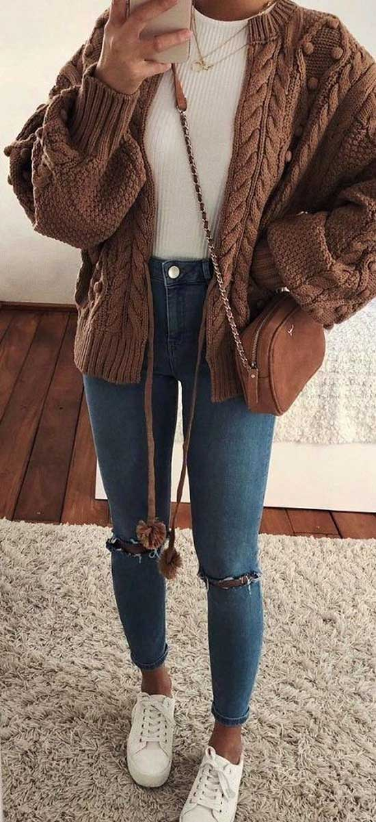 Cute Fall Outfits 2020-33