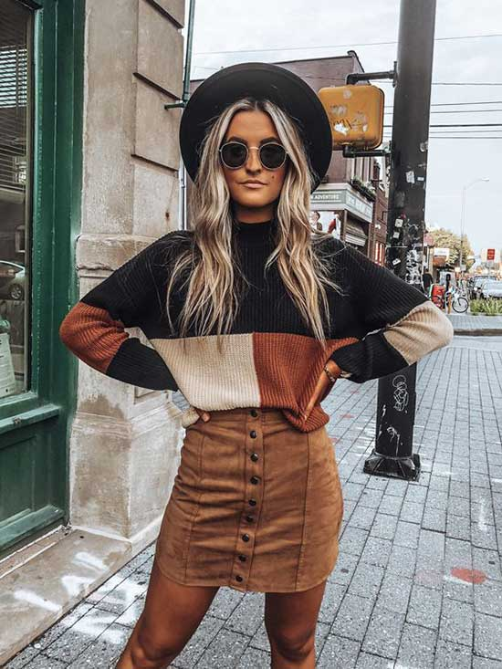 Cute Fall Outfits 2020-35