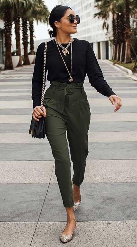 Cute Fall Urban Outfits 2020-9