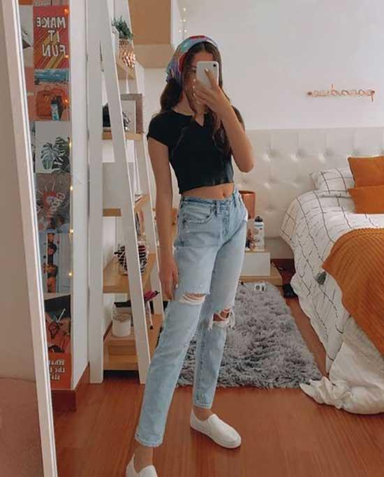 E Girl Tik Tok Outfits