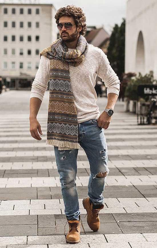 Modern Bohemian Mens Clothing