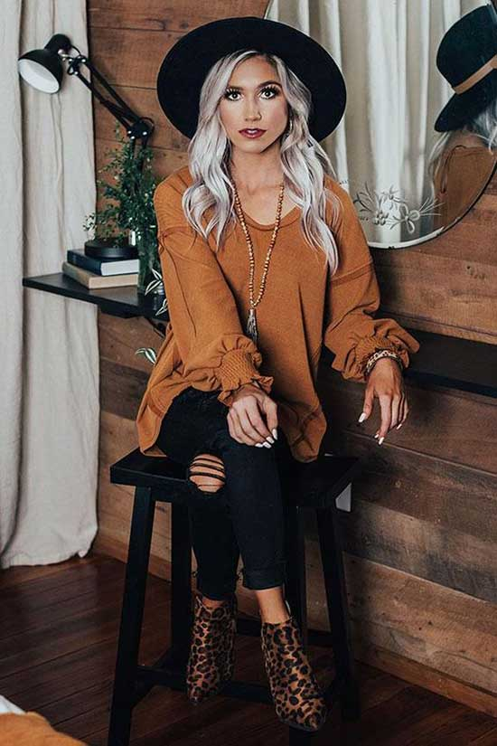 Classy Cute December Outfits