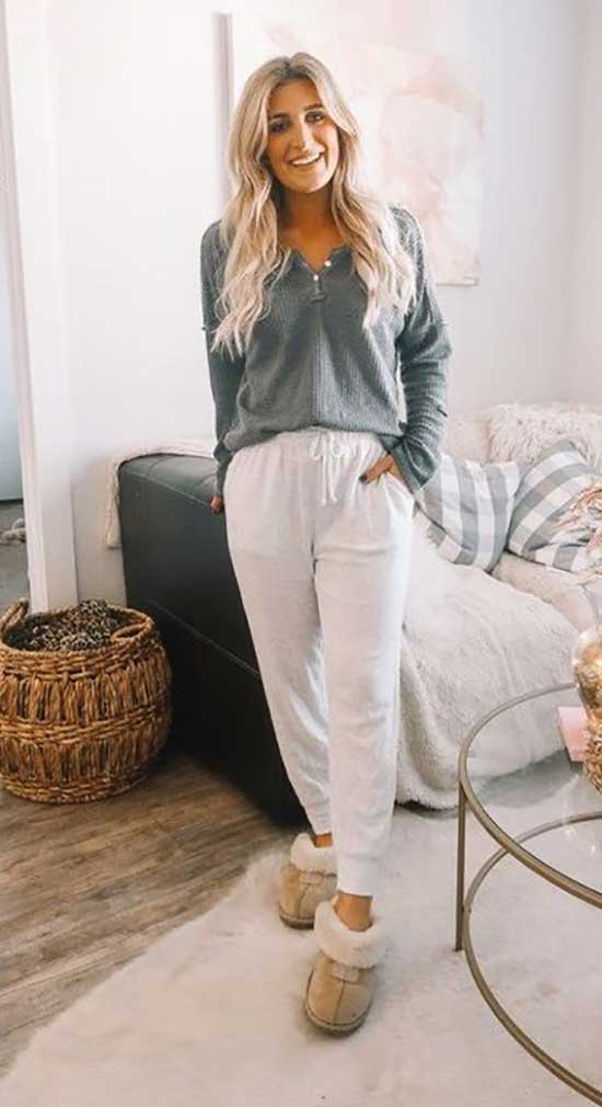 Comfortable Casual Thanksgiving Outfits