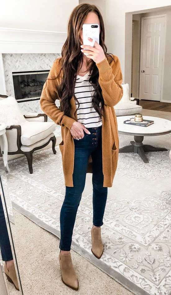Cute Casual Thanksgiving Outfits